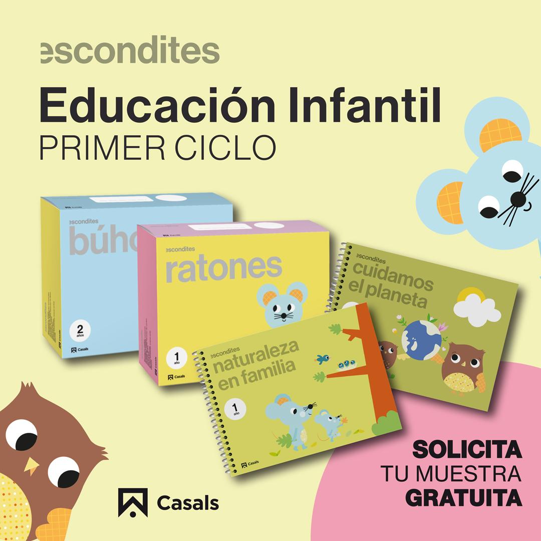 Sostenibilidad en Educación Infantil